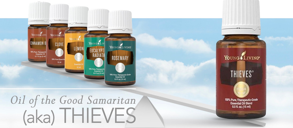 Samaritan Oils = THIEVES