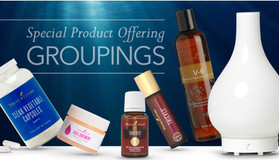 Special Offers: GROUPINGS