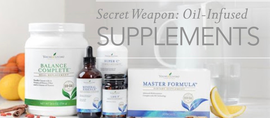 Product Focus: SUPPLEMENTS