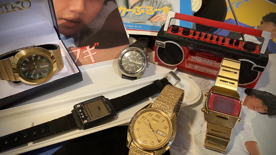 重新去愛上手錶
