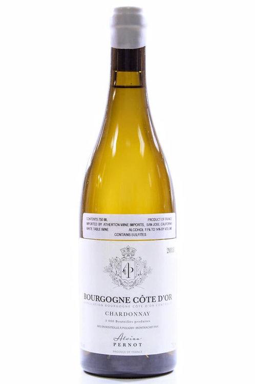 2018 Alvina Pernot Bourgogne Cote d'Or Chardonnay, BURGUNDY