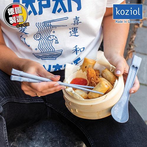 德國製造創意家品系列 二合一環保輕巧餐具標準套裝(匙羹+筷子)
