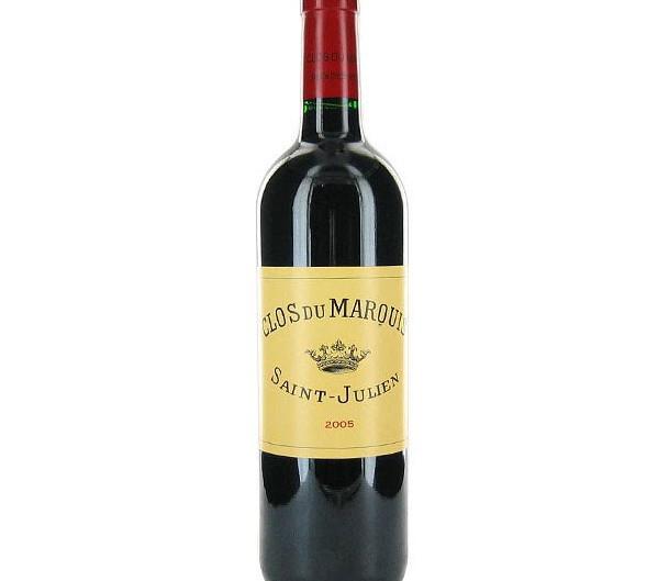 三月推介: 2005 Chateau Leoville-Las Cases 'Clos du Marquis'