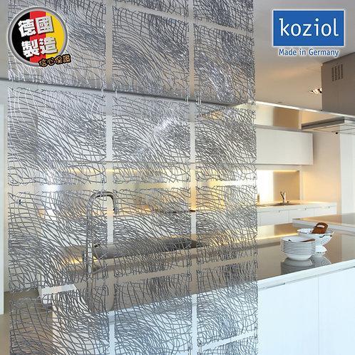 德國製造創意家品系列 房間屏風裝飾 絲綢