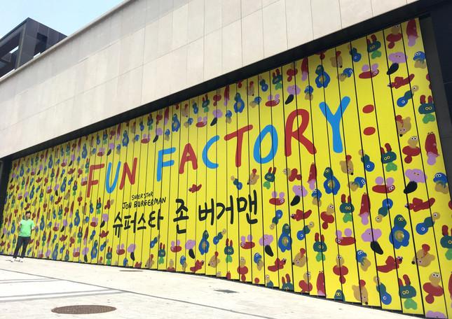 Fun Factory in  Seoul