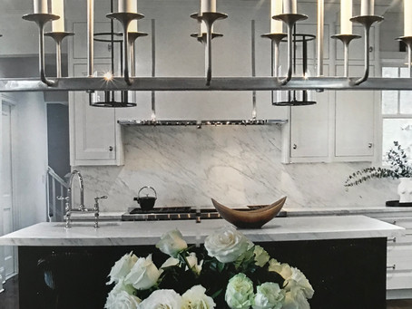 kitchen marble backsplash always bring out the beauty