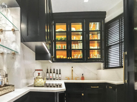 EVERY KITCHEN SHOULD HAVE OPEN  WINDOWS