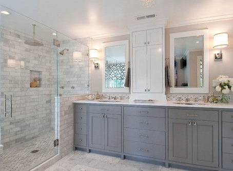 LET US DESIGN YOUR BEAUTIFUL  FABULOUS BATHROOM FOR MANY YEARS OF ENJOYMENT !