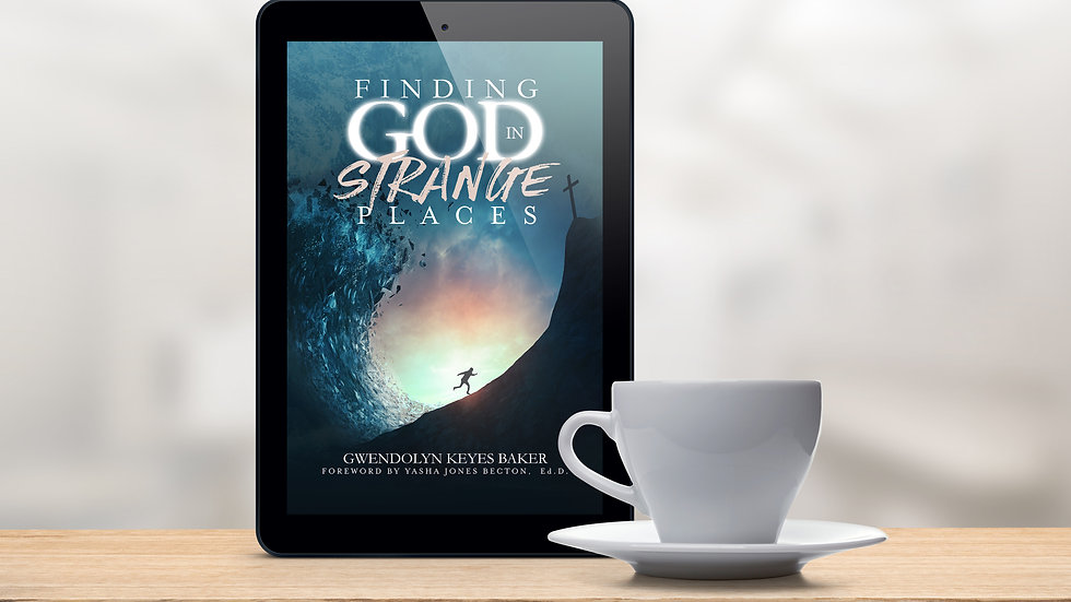 Finding God In Strange Places- eBook PreOrder