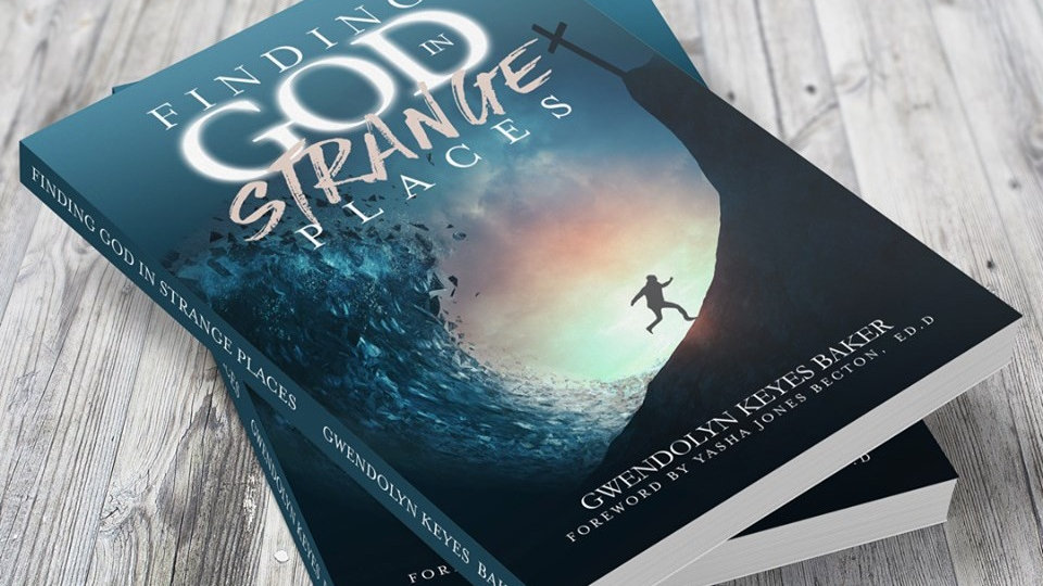 Finding God In Strange Places- PreOrder