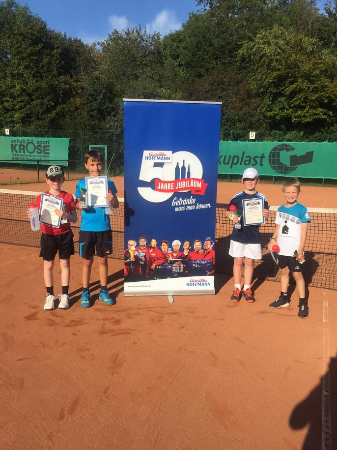 2. Getränke-Hoffmann-Midcourt-Turnier in Emlichheim