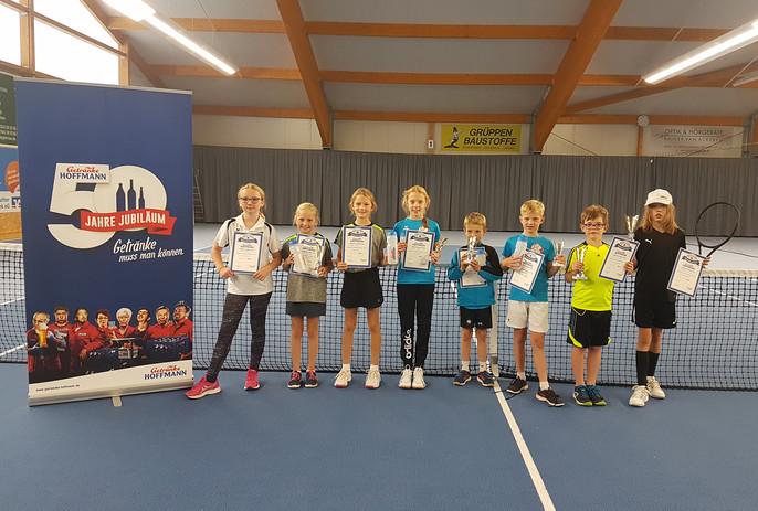 1. Getränke-Hoffmann-Midcourt-Turnier in Emlichheim