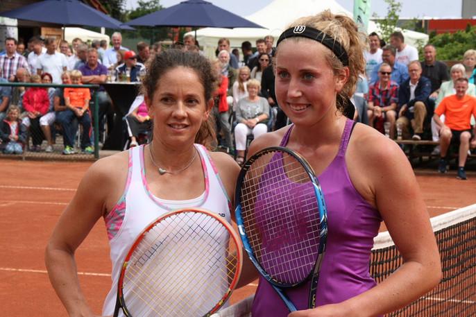 Patty Schnyder op weg naar haar 4e titel?