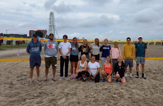 19. OFFENE BEACH TENNIS MEISTERSCHAFTEN - Emlichheim gewann den Mannschaftspokal
