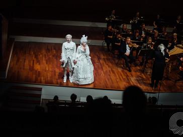 LeNeSOns un Mocarta opera. Atskats