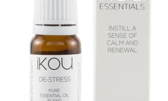 iKOU ESSENTIAL OIL - DE-STRESS