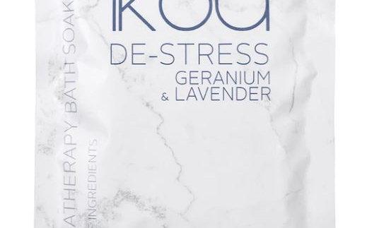 IKOU 100% NATURAL BATH SOAK DE-STRESS