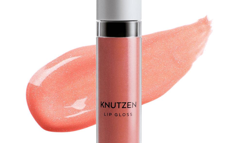 KNUTZEN Lip Gloss 5 Apricot Shimmer