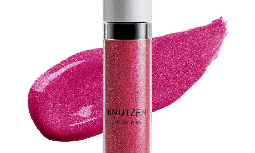 KNUTZEN Lip Gloss 6 Raspberry Shimmer