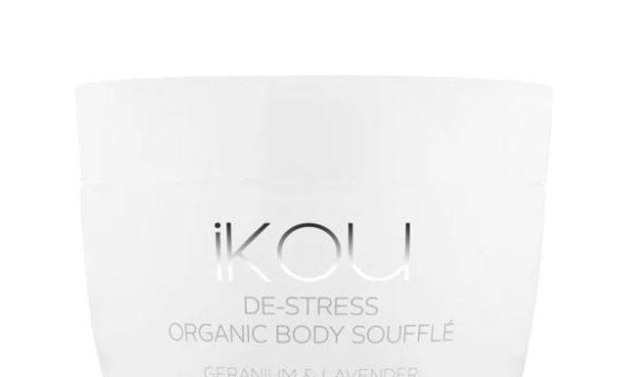 IKOU DE-STRESS BODY ORGANIC SOUFFLE