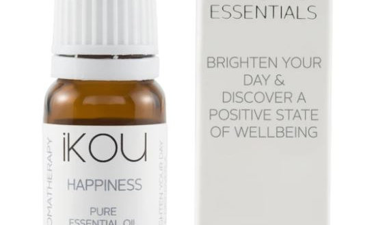 iKOU ESSENTIAL OIL - HAPPINESS