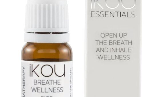 iKOU ESSENTIAL OIL - BREATHE WELLNESS