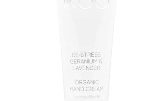 IKOU DE-STRESS ORGANIC HAND CREAM