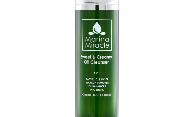 Sweet & Creamy Oil Cleanser