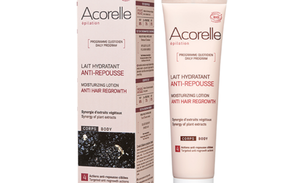 Acorelle Anti Hair Regrowth Moisturizing Body Lotion