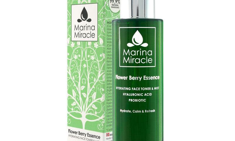 Marina Miracle Ansiktsspray - Flower Berry Essence