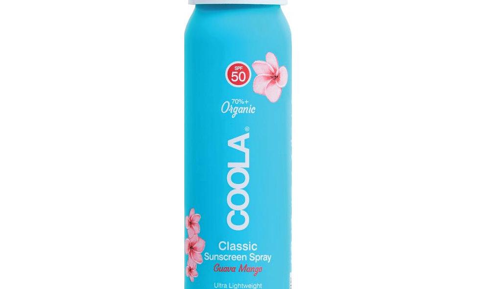 Classic Spray SPF 50 Guava Mango