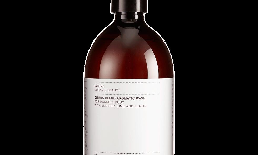 EVOLVE Citrus Blend Aromatic Wash 250ml