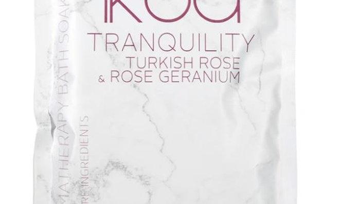 IKOU 100% NATURAL BATH SOAK TRANQUILITY