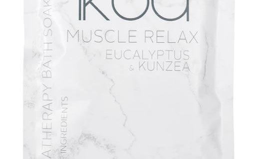 IKOU 100% NATURAL BATH SOAK MUSCLE RELAX