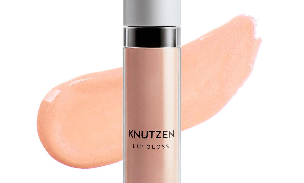 KNUTZEN Lip Gloss 3 Matte Nude