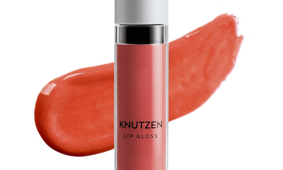 KNUTZEN Lip Gloss 1 Matte Apricot