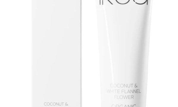 iKOU COCONUT & WHITE FLANNEL FLOWER ORGANIC BODY POLISH