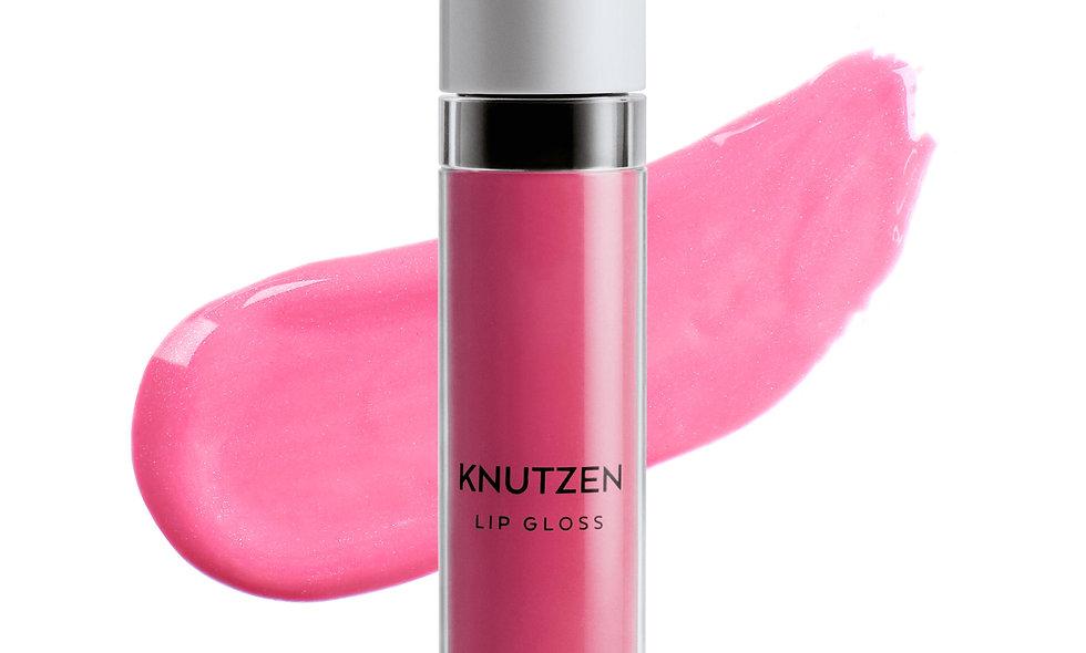 KNUTZEN Lip Gloss 2 Matte Raspberry