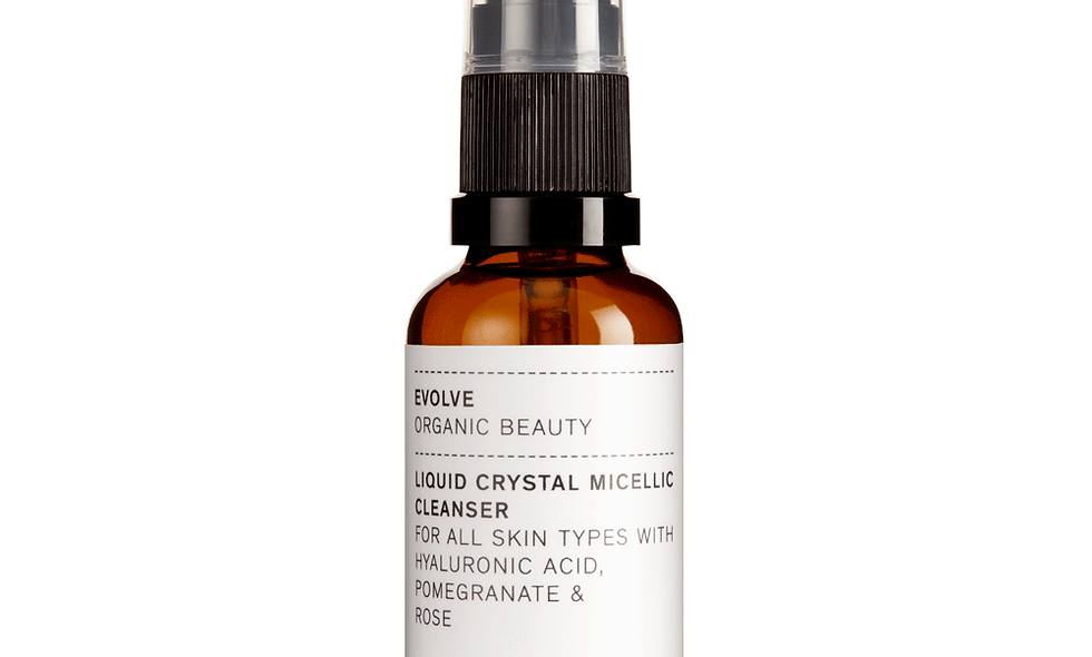 EVOLVE Liquid Crystal 2in1 Micellic Cleanser