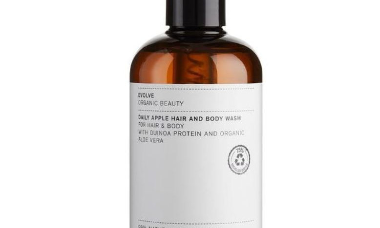 EVOLVE Daily Apple Hair and Body Wash 250ml
