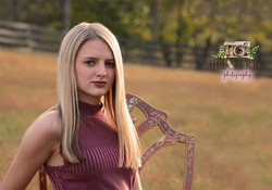 Senior Sessions at Woodfield