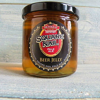 Square Nail Beer Jelly