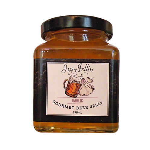Garlic Beer Jelly