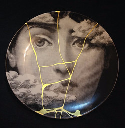 Large plate (10in / 25cm)