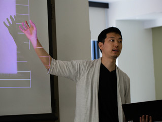 Lecture in Philadelphia.