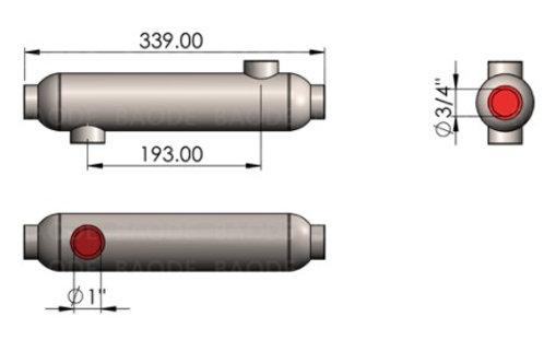 ST16 Heat Exchanger