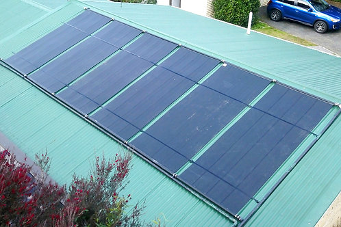 Techno Solis Panels for pool heating 3.66 x 1.22