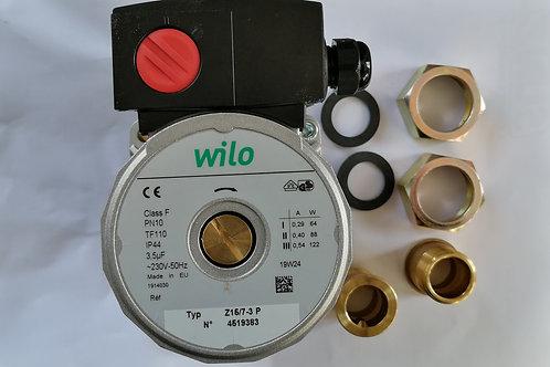Wilo 15/7 solar pump