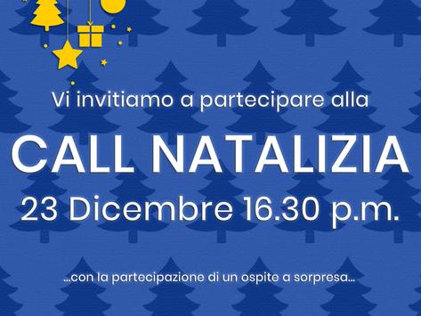 Call Natalizia_23.12.2020 ore 16.00 p.m.