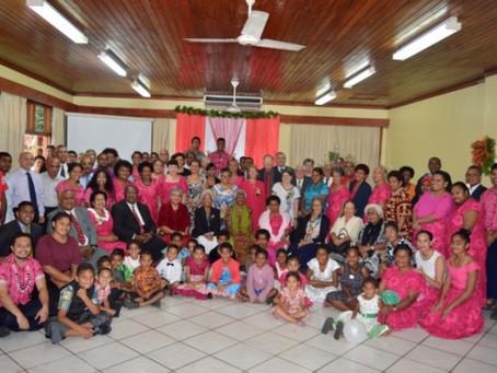 Fiji Fortieth Anniversary
